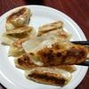 ハマサンスの手作り餃子は野菜たっぷりでおいしいぞ!そして4コマ「かくまってくれ」