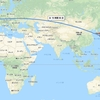 毎日更新 バックトゥザ  1993年2月9日 ヨーロッパからサハラ砂漠 4か国6人バイクと車旅 32歳 タイムスリップブログ シンクロ 終活