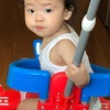 【1歳1か月】突発性発疹