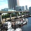 東京湾の水路。埋立が進む現状だが、これは将来に向けて残しておくべきでは?