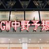 ハロプロ予想:2019GW 中野サンプラザ公演スケジュール予想
