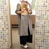 【着画】【コーディネート】~20年9月18日のコーディネート  プチプラ プチプラファッション 着回し 主婦ブログ