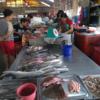 ペナン島:プラウティクスの朝市の買い物と今日の自炊
