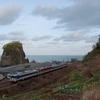 羽越・磐西撮影旅行(9):立岩&脇川,822Dから始まる朝。