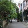 ベトナム、ドンホイの町をブラブラ散歩