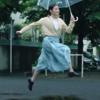 今田美桜のユニクロCMで佐藤聖子の『Lucky Gray』を思い出した