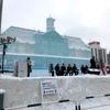 札幌雪まつりの旅行記を書き終えました