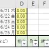 Excel VBA タスクペディア的なオフライン用タスク管理ツール メイン機能まとめ