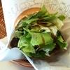 モスバーガーで3日間限定の北海道産レタス祭・大盛りレタスバーガーを食べました