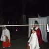 静岡浅間神社で神の遷座を見学する