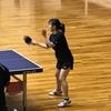 全国高等学校選抜卓球大会 個人戦(シングルス2部)三重県予選・2回戦
