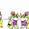 クッパJr.まつり8話 マリオ夫婦&クッパ夫婦VSクッパJr. 昔のクッパJr.に戻せるか?!