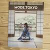 MODE.TOKYO表誌ヘアメイク
