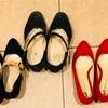 靴の買い替え時