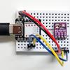 Zephyr OSで温湿度気圧センサーBME280の値を読む