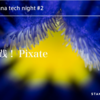 amana tech nightでPixateの話をしました