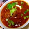 ふんわり豆肉団子のブラックビーンズトマトシチュー
