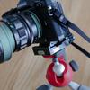 「b-grip UNO」と「Capture PRO Camera Clip」の不満を解消するアクセサリ2点を購入