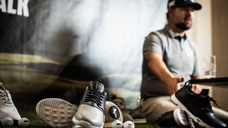 注目のブランド、TRUE linkswearのデザイナーはPGAツアープロの弟だった!