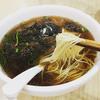 上海最初の食事は麺!「老福昌汤包馆」 @ 上海