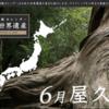 MSBC 6 月の壁紙カレンダー 〜日本の世界遺産〜