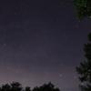 星を巡る(岩倉ダムキャンプ場)