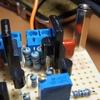 A級バランスHPアンプ製作(製作編9)