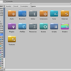 【Unity】Project ビューのフォルダアイコンをカスタマイズできる「Unity3D Rainbow Folders」紹介