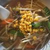 ラーメン六兵衛 野菜醤油ラーメン