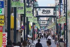 猫も人も住みやすい、谷間の町〜商店街を中心に栄える戸越銀座〜