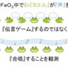 ▽論文【science、大阪大学】◎磁性物理学、🐸、量子情報