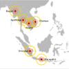 東南アジアの伝統的な国家形態を説明する「マンダラ理論」とは?