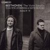 遂に完結!! 最高のデュオ、F.P.ツィンマーマンとヘルムヒェンによるベートーヴェンのヴァイオリン・ソナタ全曲録音、第3弾は第8番、第9番「クロイツェル」、第10番