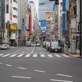 1月中旬:渋谷文化村通り周辺をお写んぽ