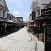 柳井白壁の町並み レトロな雰囲気の町並みを散策
