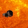 無人太陽探査機打ち上げ成功