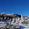 夫婦で山登り ***北八ヶ岳 北横岳<2,480m>29-30DEC'2016  北八ヶ岳ロープウエイで雪山体験***