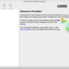 MacのVirtualBoxに仮想マシンを作る