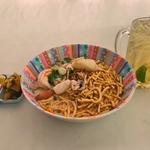 「カオソーイ」~タイ北部名物、日本で言えば揚げカレー麺を、「チェンマイ」、「チェンラーイ」で食す!!