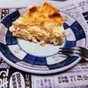 食べ過ぎと秋の相関関係 (美味しいチーズケーキと最高気温21度)
