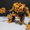 悪魔の黄色いホイールローダー (デバステーター⑦)