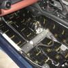 ロードスターRFのロードノイズ低減対策・防音デッドニング