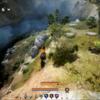 北カイア山の未実装洞窟に侵入