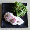10冊目『落合務のパーフェクトレシピ』より鶏胸肉の冷製 鶏ソース