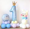 【新商品のご案内】1歳のお誕生日にオススメのバルーン