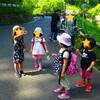 5歳6ヶ月。多摩動物公園。