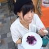 名古屋パルコでミルク&ハニーのブルーベリー氷が美味しい!②