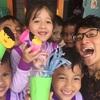【環境教育】インドネシアの幼稚園で「ゴミカップ人形」をつくりました!