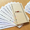 名刺・ショップカードの専門店「91×55.com」でショップカードを注文してみたよ
