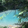 土佐ジロリアンの聖地!はたやま夢楽(憩の家)は安芸市の山奥、神秘的なブルーの奥にあった。